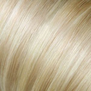 Clip In Extensions - Blond-Hell Natur / Blond-Platin gold